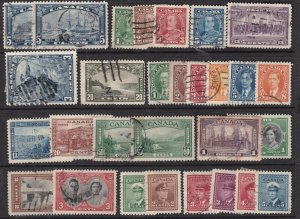 CANADA ^^^^^^#204//255  used  collection $ 43.00@@ lar 1058cana8