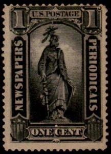 U.S. NEWSPAPER PR90  Mint (ID # 40790)