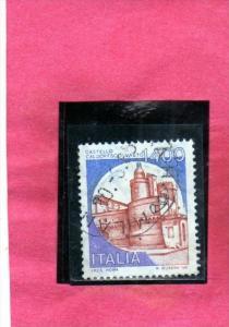 REPUBBLICA ITALY REPUBLIC 1980 CASTELLI D´ITALIA CASTLE 1983 CASTELLO CALDOR...
