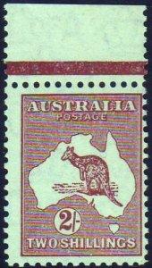 Australia #125 1935 MINT