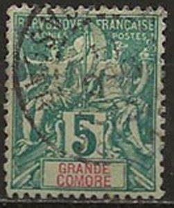 Grand Comoro #4u