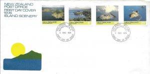 NZFD824) NZ 1974 Great Barrier Island FDC