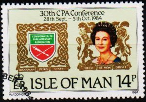 Isle of Man. 1984 14p S.G.279 Fine Used