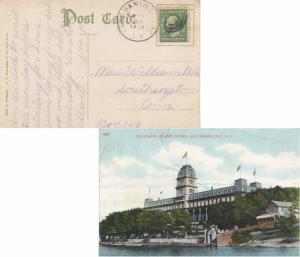 United States New York East Martinsburg 1910 target  1893-1921  PPC (Thousand...