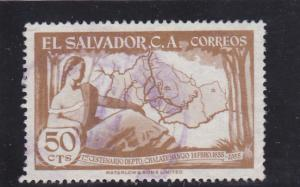 Salvador  Scott#  684  Used