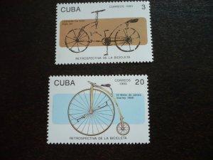 Stamps - Cuba - Scott# 3493-3498 - MNH Set of 6 stamps