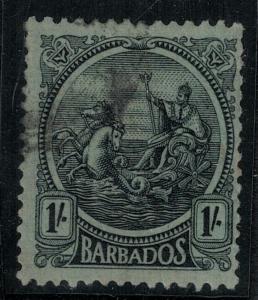 Barbados 1924 SC 159 Used SVC$ 160.00
