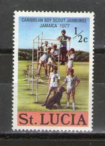 St. Lucia 419 MNH