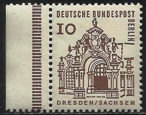 Germany Allied Occ Berlin 1965 Scott# 9N215 MNH