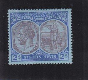 St. Kitts & Nevis: Sc #49, MH (35828)