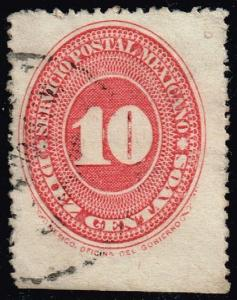 Mexico #187 Numeral; Used (0.60)