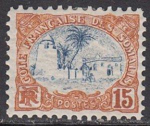 Somali Coast 39 MH CV $7.00