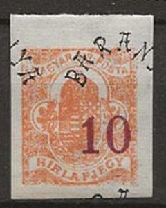 Hungary 8NP1 h [ed18]