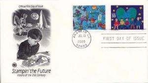 United States, First Day Cover, Children