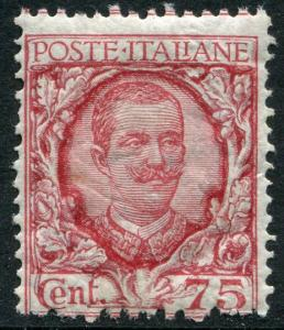 ITALY # 86 Average Never Hinged Issue - VICTOR EMMANUEL III - S5651