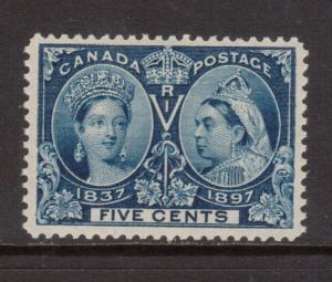 Canada #54 Extra Never Hinged **With Certificate**