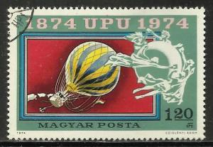Hungary UPU 1974 Scott# 2285 CTO