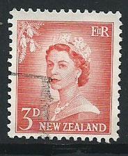 New Zealand SG 748 Fine Used