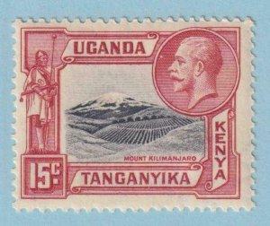 KENYA UGANDA & TANGANYIKA 49  MINT HINGED OG * NO FAULTS VERY FINE!