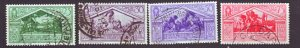 J22565 Jlstamps 1930 italy part of set used #250-3 designs