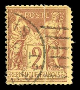 France 88a Used