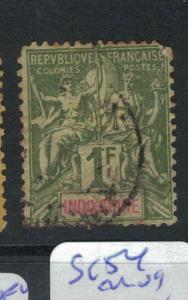 French Indochina SC 20 VFU (1dvx)