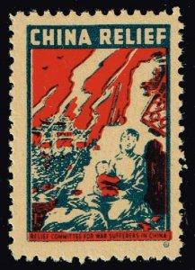 US STAMP BOB CHINA RELIEF STAMP MNH/OG FRESH