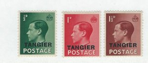 Great Britain offices in Morocco mnh sc 511-513