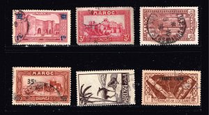 FRANCE STAMP COLLECTION LOT  M5
