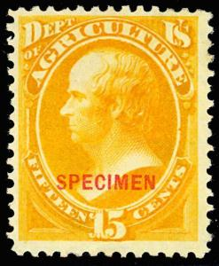 O7SD, 1875 Special Printing VF-XF 370 Printed