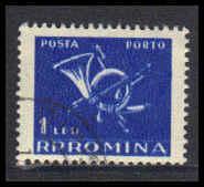 Romania CTO NH Fine ZA6814