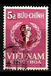 VIETNAM SÜD SOUTH [1958] MiNr 0163 ( O/used )