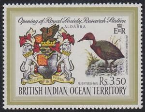 British Indian Ocean Territory 43 MNH (1971)