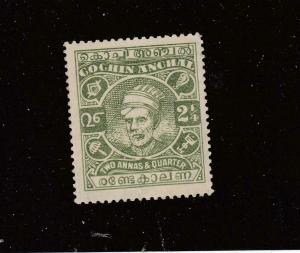 INDIA COCHIN # 68 VF-MXXLH CAT VALUE $35+