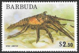 [21913] Barbuda Mint Never Hinged