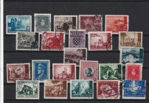 Croatia Stamps ref R 16669