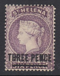 St. Helena Sc 37 (SG 41), MLH