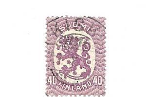 Finland 1917 - Scott #94