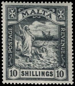 Malta Scott 66-73 Gibbons 97-104 Mint Set of Stamps