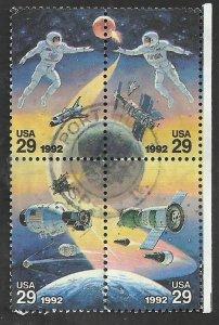 # 2631-2634 USED SPACE ACCOMPLISHMENTS