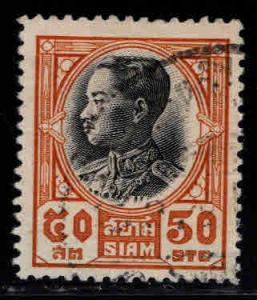 Thailand Scott 213 Used stamp 1928