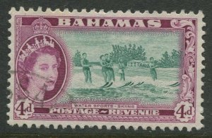 STAMP STATION PERTH Bahamas #163 QEII Definitive Issue Used CV$0.50