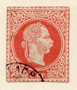 Austria 1863 Early Issue Fine Used 3kr. NW-11529