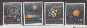Liechtenstein Scott #1297-1300 Stamps - Mint NH Set