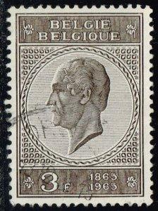 Belgium #638 King Leopold I; Used (0.25)