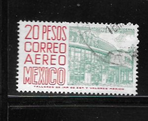 MEXICO,C268, USED, 1962-72