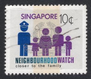 SINGAPORE SCOTT 420