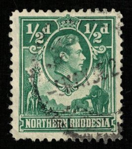 Northing Indonesia 1/2d Great Britain (TS-423)