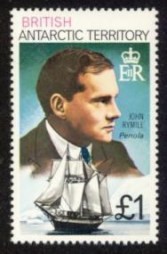 British Antarctic Territory Sc# 59 MNH John Rymill