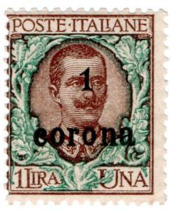 (I.B) Austria Postal : Occupation of Italy 1c on IL overprint